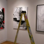 Mores Hominum. CACC. Alliance Francaise, Toronto. Artist Krystina Stamatopoulos. Curator Julia Yakobi. Setup 1